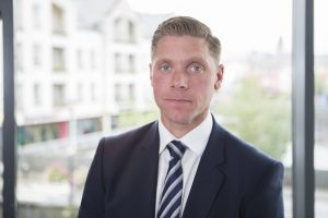 Donnacha Anhold, Principal, Carter Anhold Solicitors