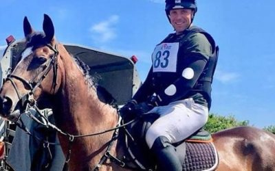 Why I love . . . horse-riding and eventing